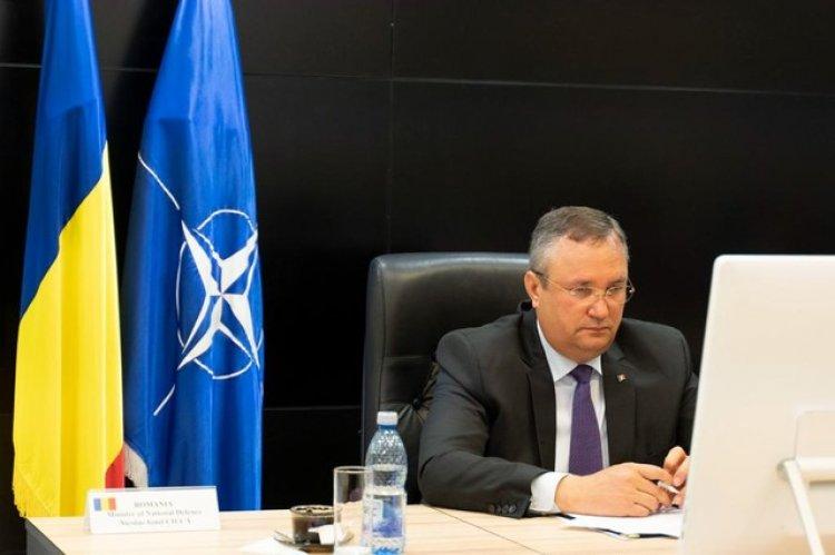 Nicolae Ciucă a exprimat sprijinul consistent pentru procesul NATO 2030, în pregătirea Summit-ului Alianţei