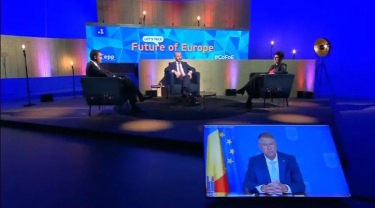 Iohannis: Când am realizat PNRR, ne-am concentrat să asigurăm un echilibru între nevoile naţionale şi cerinţele europene