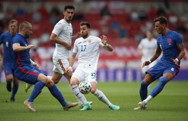 Anglia învinge România după 51 de ani, scor 1-0, într-un amical disputat la Middlesbrough