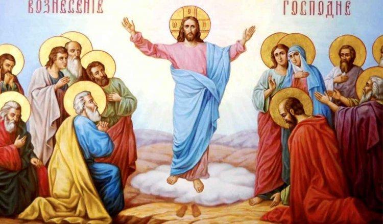 Hristos s-a Înălţat! Astăzi este Înălţarea Domnului şi Ziua Eroilor