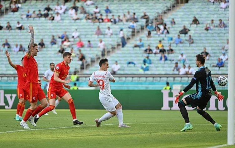 Țara Galilor și Elveția au terminat la egalitate al doilea meci de la EURO 2020, scor 1-1