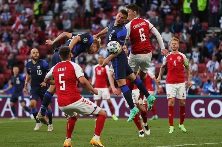 Debutanta Finlanda a învins cu 1-0 Danemarca