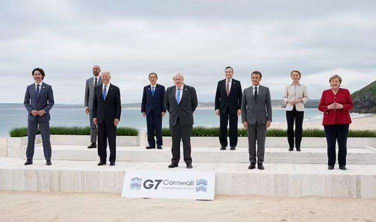 Liderii statelor G7 îndemnă China să respecte drepturile omului în Xinjiang şi Hong Kong