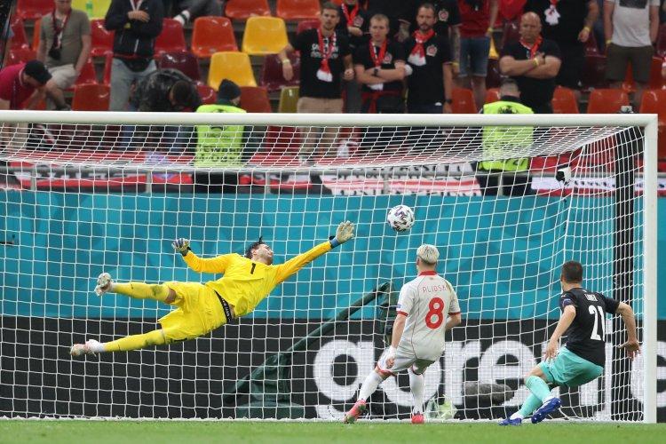 Austria a învins Macedonia de Nord cu 3-1, în primul meci jucat la București