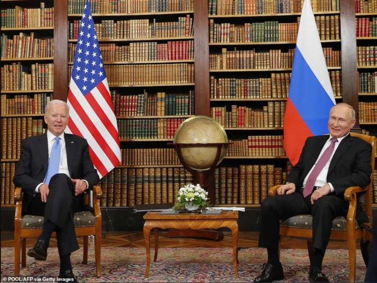 Putin și Biden întâlnire istorică. Putin: Discuţiile au fost foarte constructive, nu a existat ostilitate.