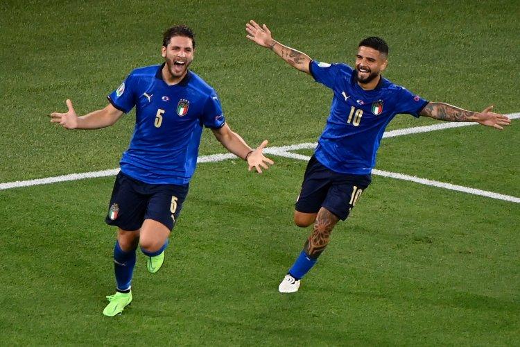 Italia, prima echipă calificată în optimi la Euro 2020, după 3-0 cu Elveţia