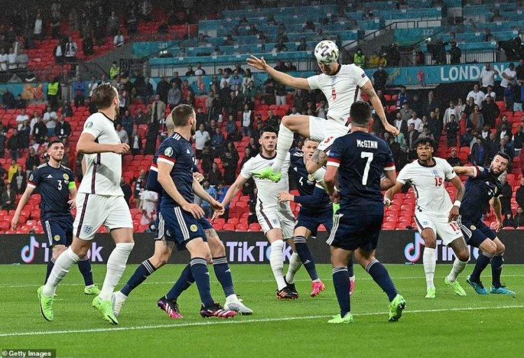 Anglia - Scoţia 0-0, în Grupa D de la EURO 2020