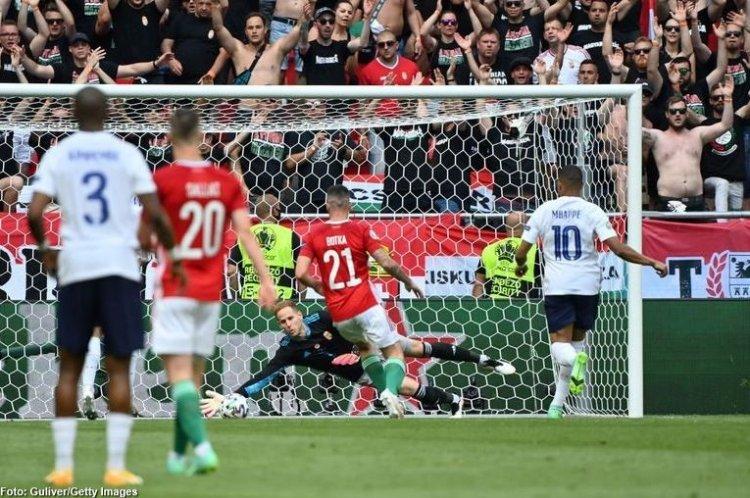 Ungaria - Franţa 1-1. Maghiarii reuşesc surpriza în faţa campioanei mondiale