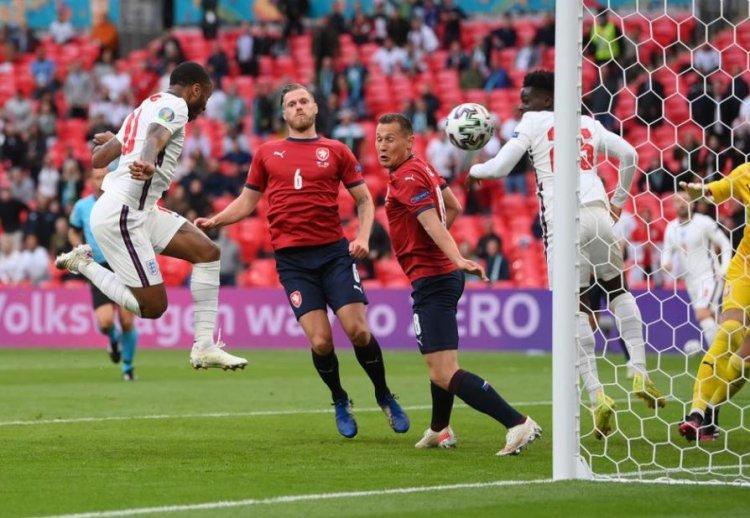 Anglia a învins Cehia (1-0) şi a câştigat Grupa D. Croația și Cehia merg și ele în optimi la Euro 2020