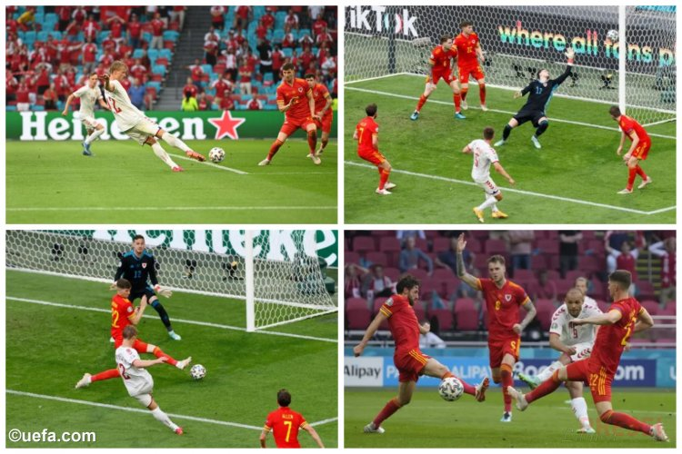 Danemarca este prima echipă calificată în sferturile de finală ale Campionatului European