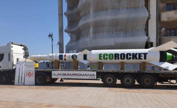 O rachetă realizată în România va fi lansată de pe mare, de la bordul unei nave militare în august