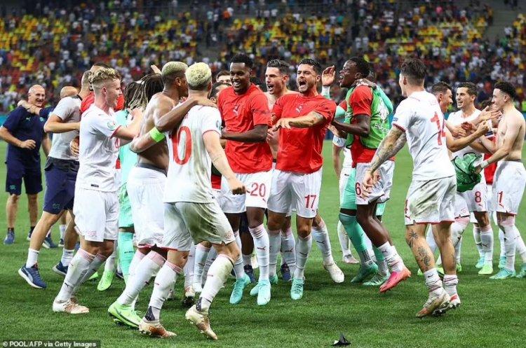 Franța, eliminată de Elveția de la EURO 2020 după loviturile de departajare