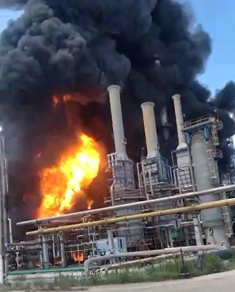 O persoană a decedat în explozia de la Rafinăria Petromidia