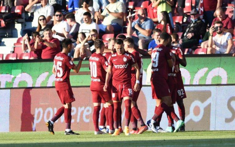Debut cu dreptul în preliminariile Champions League. CFR Cluj-Borac Banja Luka, scor 3-1