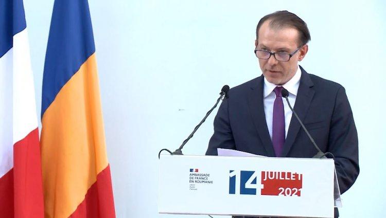 Cîțu: Mulțumesc personalului medical din România și Franța care a acționat în mod solidar pentru a salva vieți omenești