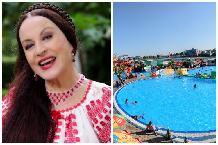 Marea artistă a cântecului popular românesc va urca pe scena Eforie Aqua Park, pentru a încânta publicul cu melodiile sale