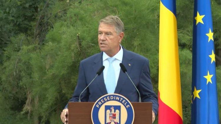 Iohannis: România trebuie să fie pregătită pentru valul 4 al pandemiei; îi îndemn pe toţi să se vaccineze