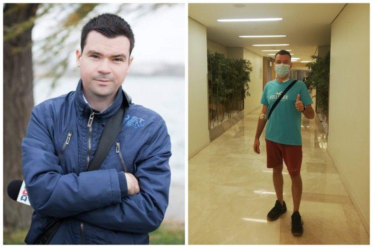 Jurnalistul constănţean Victor Radu are nevoie de ajutorul nostru
