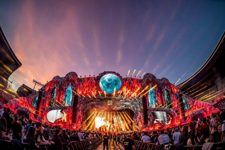 75.000 de fani au participat la a treia zi a festivalului Untold