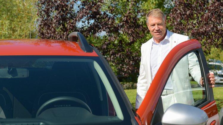 Iohannis: Întreaga economie, industria auto din România are nevoie de stabilitate şi predictibilitate