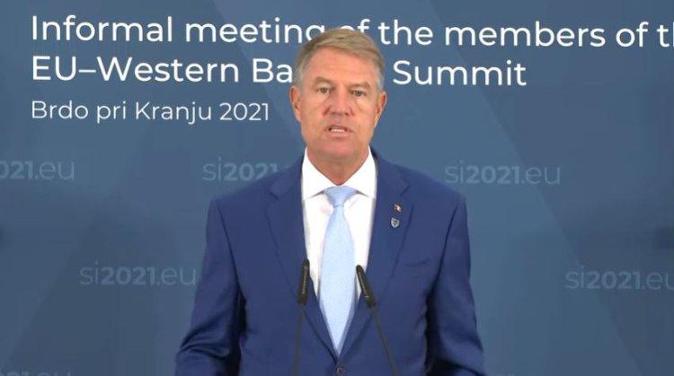 Iohannis: Avem peste 330 de decese astăzi. E o catastrofă, sunt foarte îngrijorat!