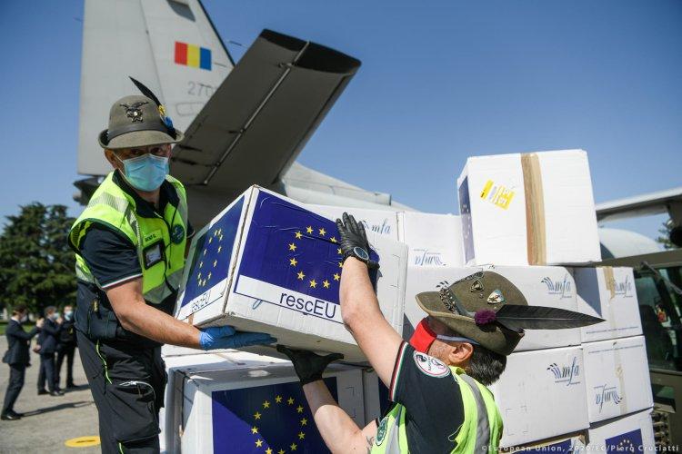 România va primi concentratoare de oxigen din Olanda şi Polonia